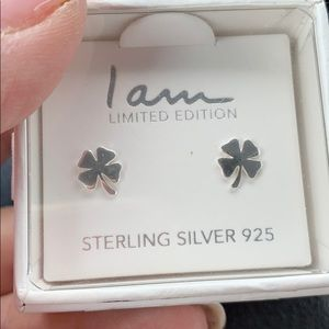 NWT.  Sterling Silver Earrings